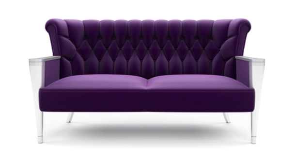 Couch used for Schema Therapy
