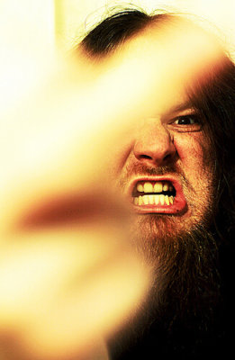 anger and personality disorders