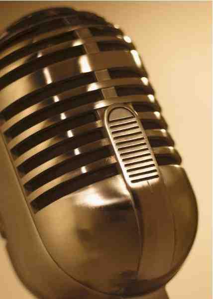 Britain Mental Health UK - Microphone