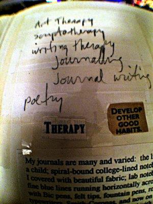 seeking therapy
