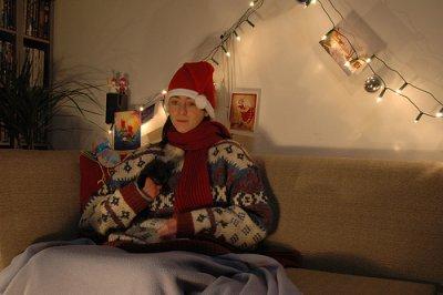symptoms of christmas depression