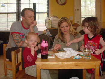 conflicting parenting styles
