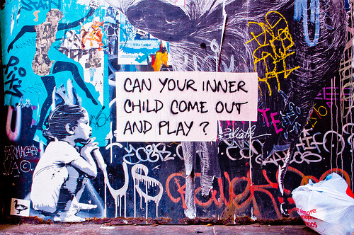 """What is the """"Inner Child""""? - Harley Therapy™ Blog"""
