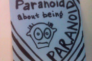 what is paranoia