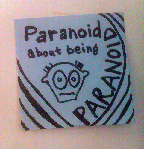 What is Paranoia? And are you Suffering from it? - Harley Therapy™ Blog