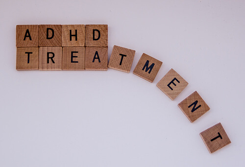 Adult attention deficit disorder medication
