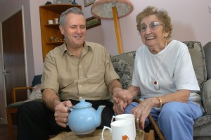 putting your parent into assisted living