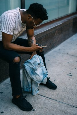 addicted to texting