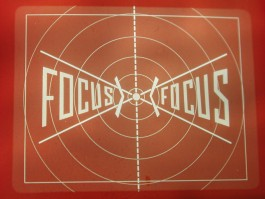 can't focus