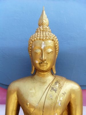 Buddha for Mindfulness Based Cognitive Therapy
