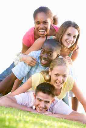 Adolescent Counselling - Teenagers Outdoors